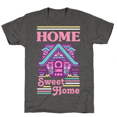 Home Sweet Home Mermaid Series Exterior T-Shirt