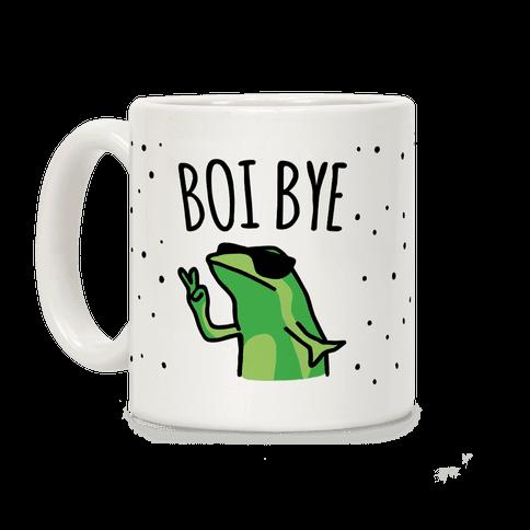 Boi Bye Coffee Mug