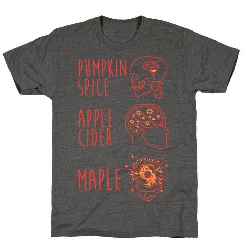 Pumpkin Spice Mind Expansion T-Shirt