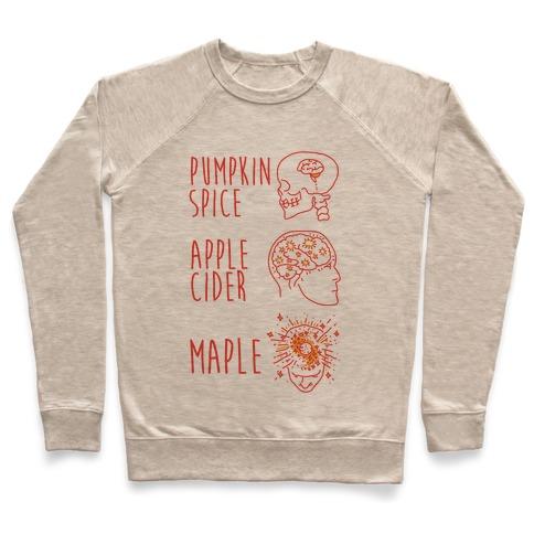 Pumpkin Spice Mind Expansion Pullover