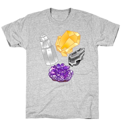 Enby Crystals T-Shirt