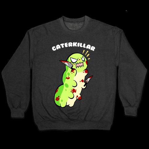 Caterkillar Pullover