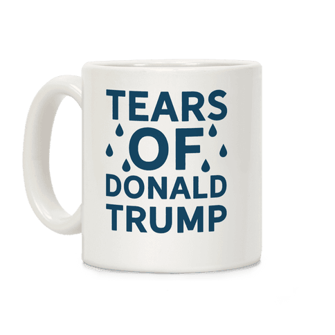Tears of Donald Trump
