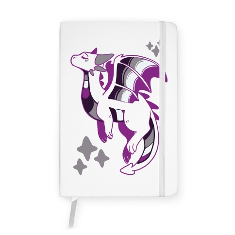 Ace Pride Dragon Notebook