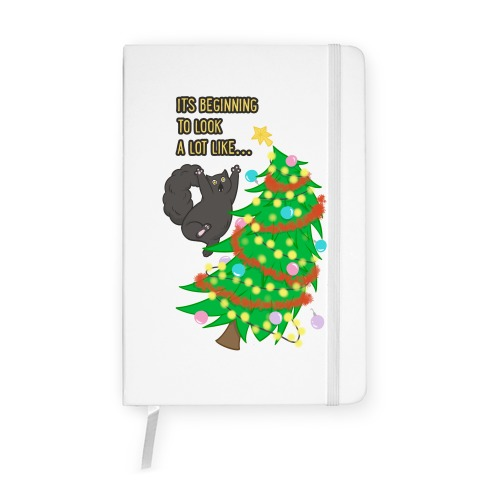 It's Beginning to Look a Lot Like... (chaos) Notebook