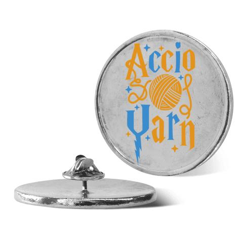 Accio Yarn Pin