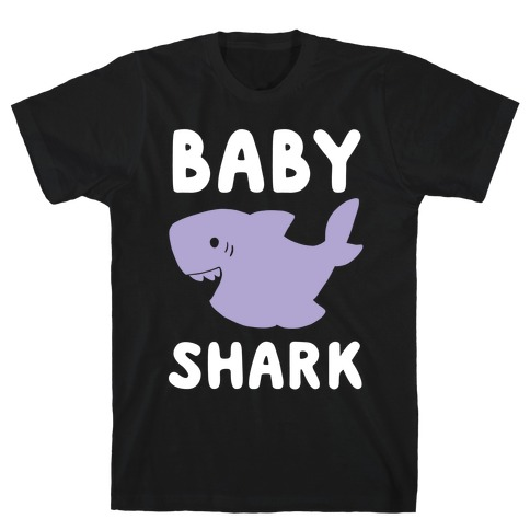 Baby Shark (1 of 5 set) T-Shirt