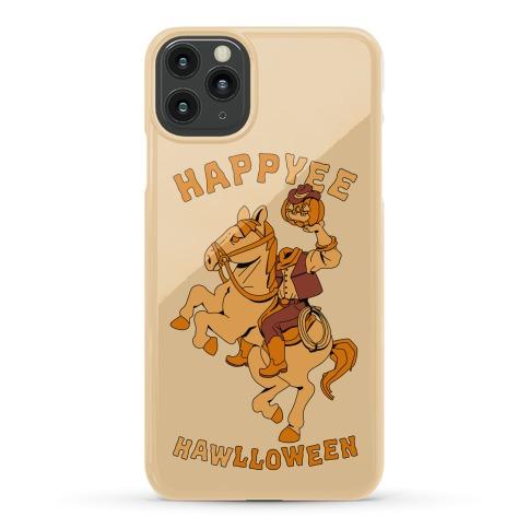 HappYEE HAWlloween Headless Cowboy Phone Case