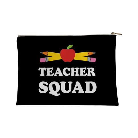 Teacher Squad Accessory Bag