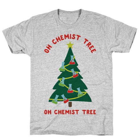 Oh Chemist tree Oh Chemist tree Mens T-Shirt