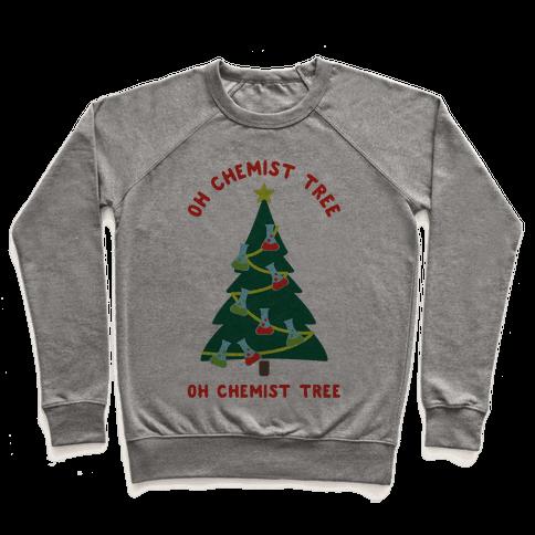 Oh Chemist tree Oh Chemist tree Pullover