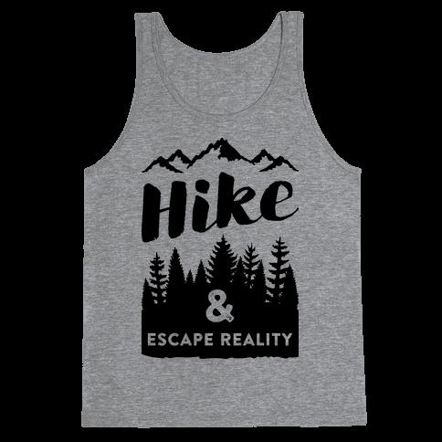 Hike & Escape Reality Tank Top