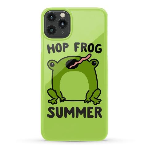 Hop Frog Summer Phone Case