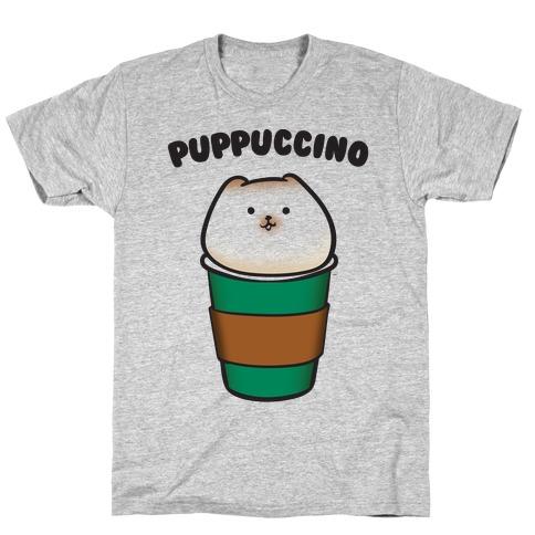 Puppuccino Parody T-Shirt