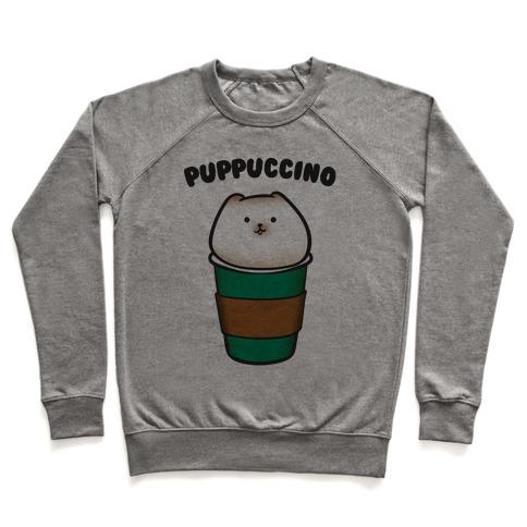 Puppuccino Parody Pullover
