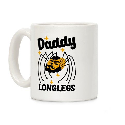 DADDY Longlegs  Coffee Mug