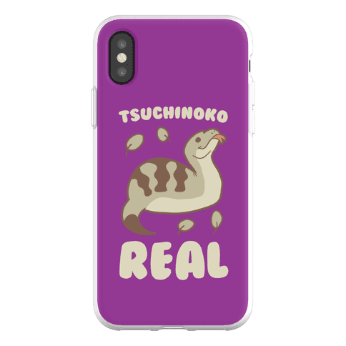 Tsuchinoko Real Phone Flexi-Case