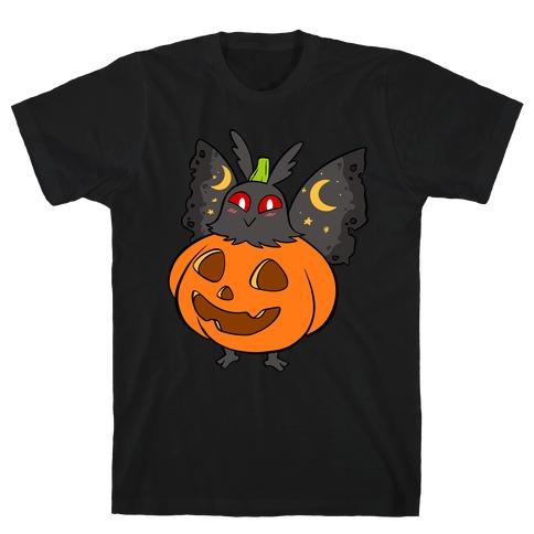 Mothman Pumpkin T-Shirt