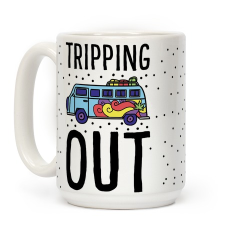 Tripping Out Coffee Mug