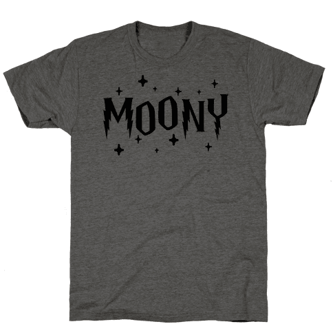 Moony Best Friends 1 Mens T-Shirt