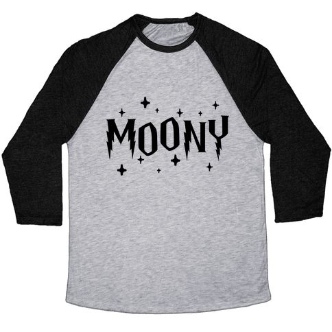 Moony Best Friends 1 Baseball Tee