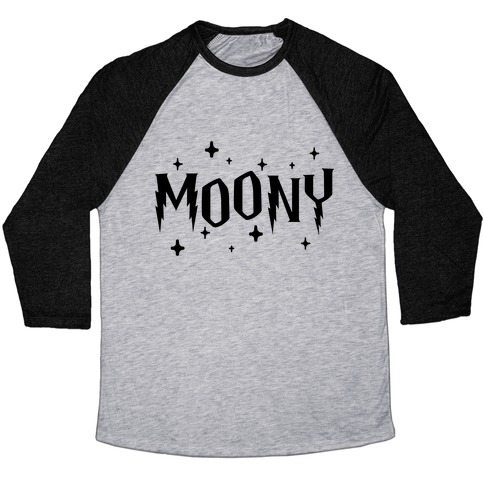 Moony Best Friends 1 Baseball Tee