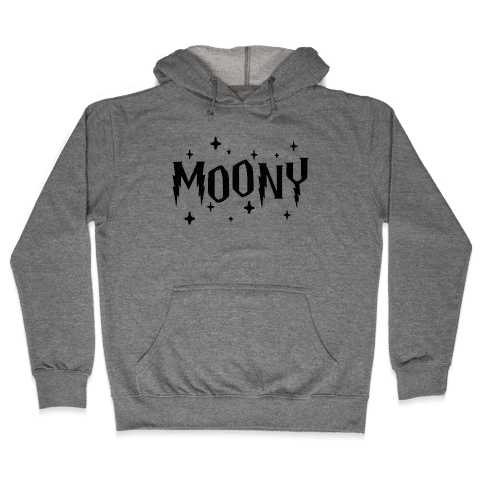 Moony Best Friends 1 Hooded Sweatshirt