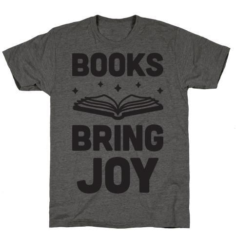 Books Bring Joy T-Shirt
