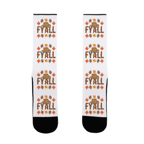 F'yall  Sock