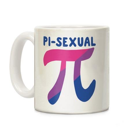 Pi-sexual Coffee Mug