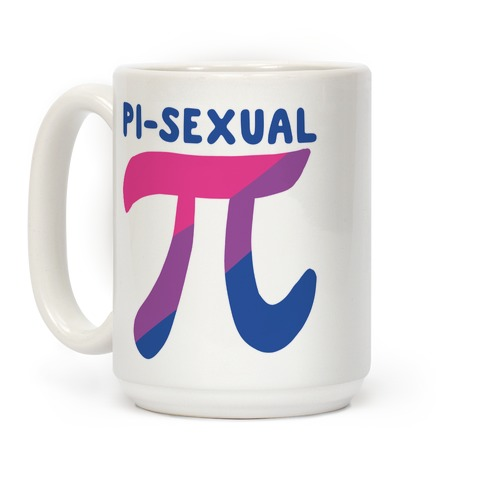 Pi-sexual Coffee Mug