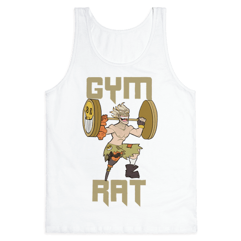 Gym Rat Tank Top
