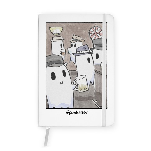 Spookeasy Notebook