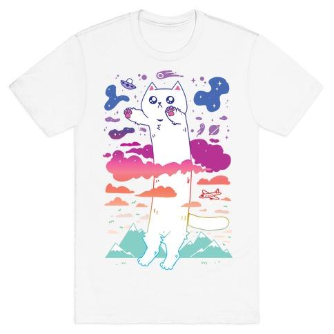 Long Cat T-Shirt