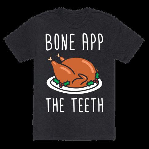 Bone App The Teeth (White)