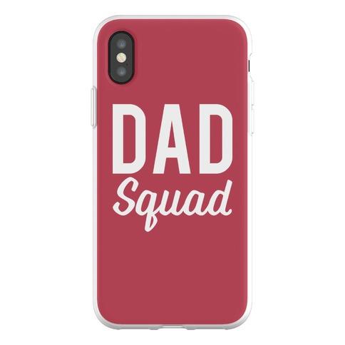 Dad Squad Phone Flexi-Case