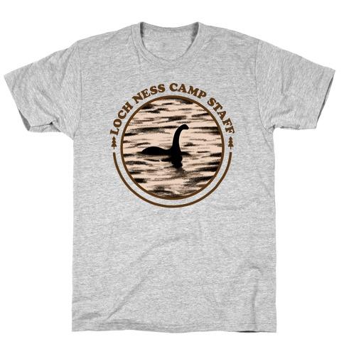 Loch Ness Camp Staff T-Shirt