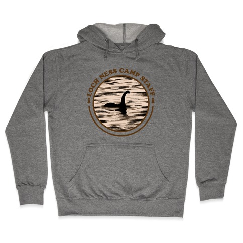 Loch Ness Camp Staff Hooded Sweatshirt