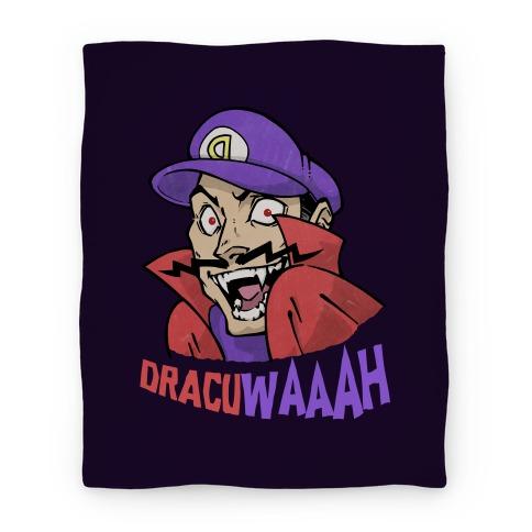DracuWAAAH Blanket
