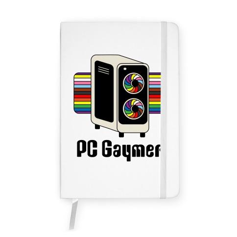 PC Gaymer Notebook