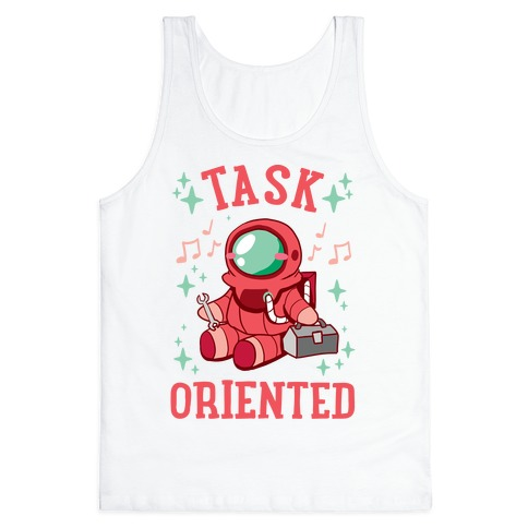 Task Oriented Tank Top
