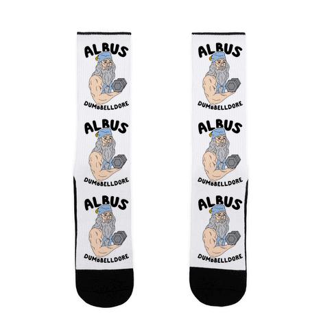 Albus Dumbbelldore Sock