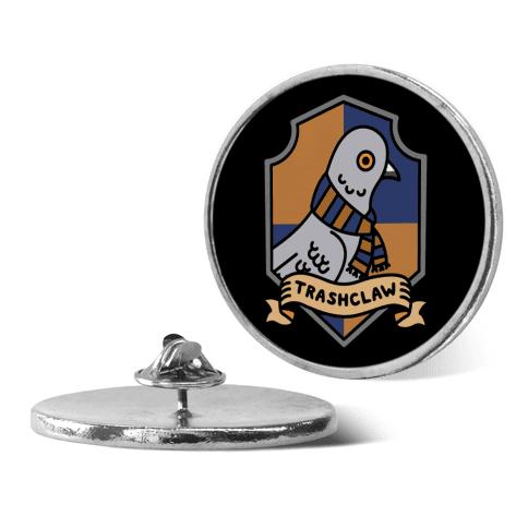 Trashclaw pin
