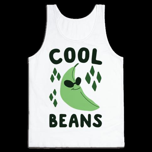 Cool Beans  Tank Top