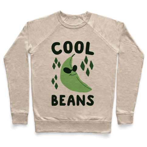 Cool Beans  Pullover