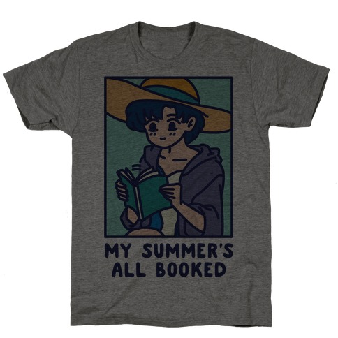 My Summer's All Booked Ami T-Shirt