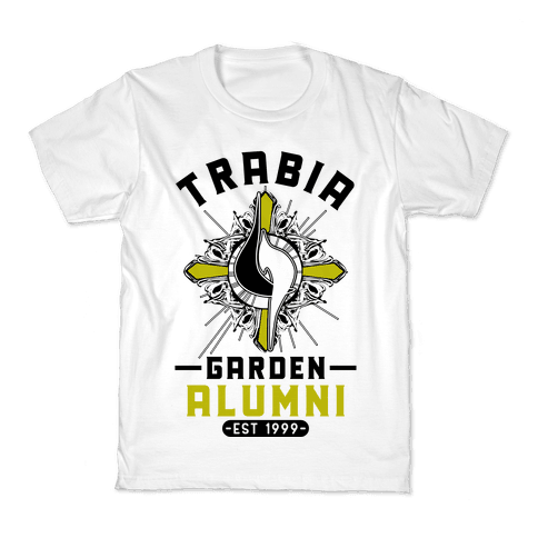Trabia Garden Alumni Final Fantasy Parody Kids T-Shirt