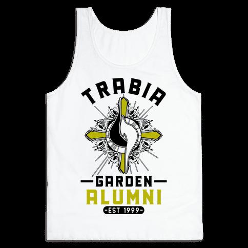 Trabia Garden Alumni Final Fantasy Parody Tank Top