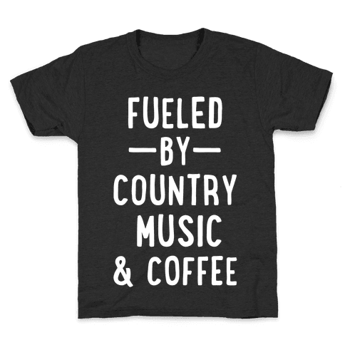Fueled By Country Kids T-Shirt