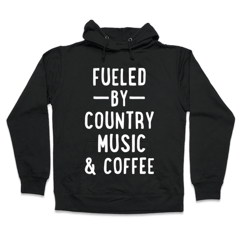 Fueled By Country Hooded Sweatshirt